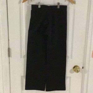 Champion Boys Size 10-12 Medium Black Sweatpants